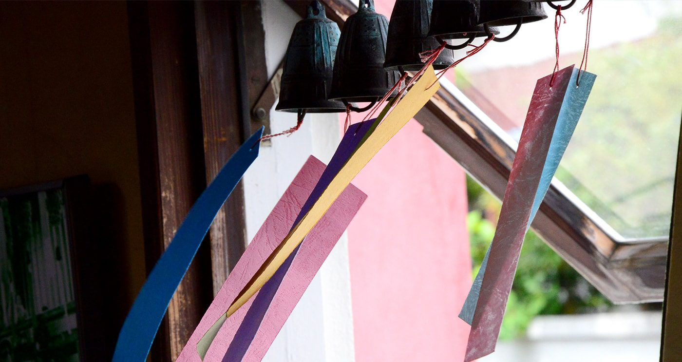 風と、砂張でつくる 最高級の余韻。中町の鋳物風鈴。